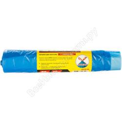 """Мешки для мусора STAYER """"Comfort"""" завязками, голубые, 30л, 20шт / 39155-30"""
